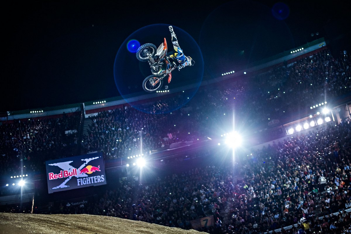 The winner Levi Sherwood Photo Sebastian Marko Red Bull Content Pool