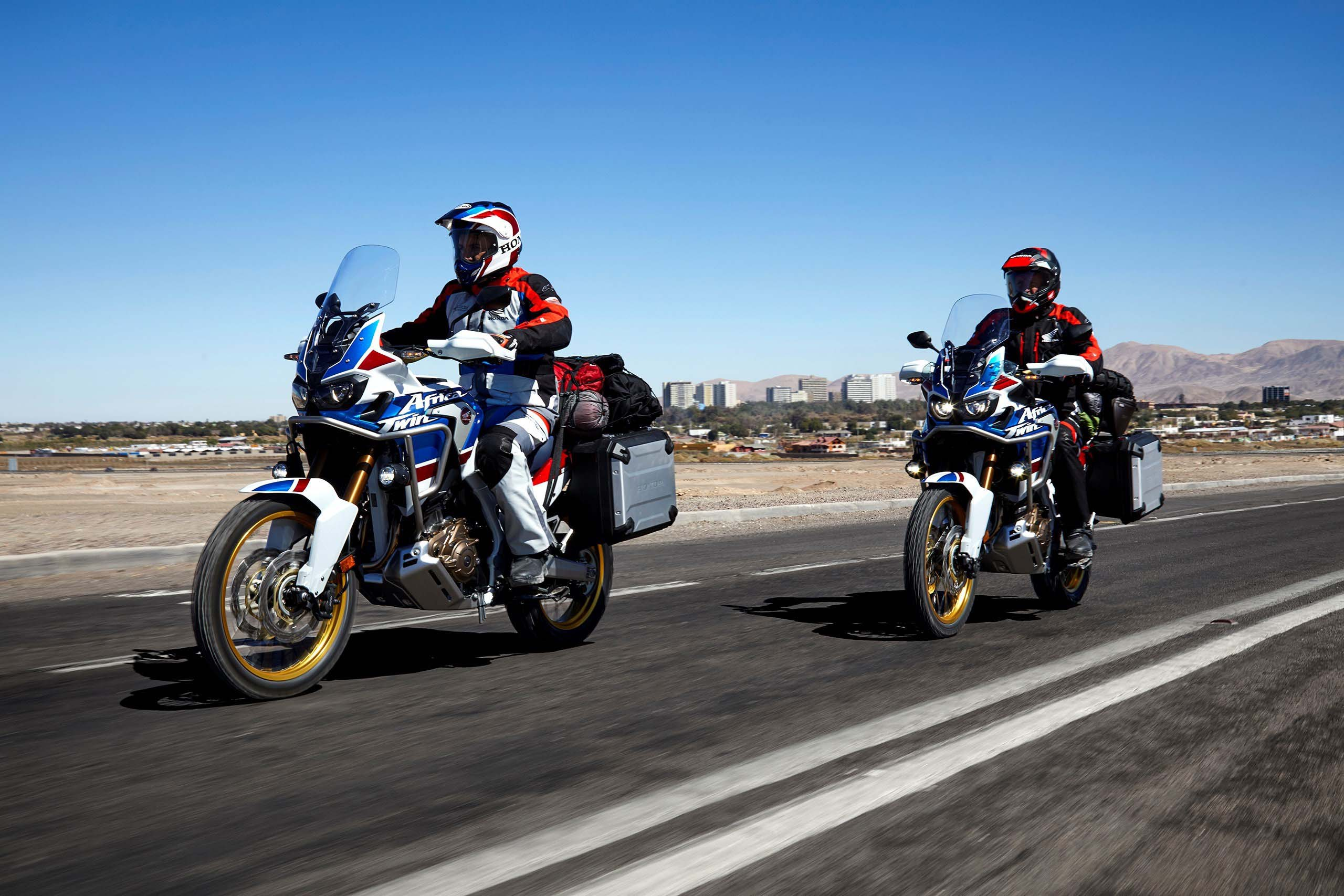 Honda Africa Twin Adventure Sports 09